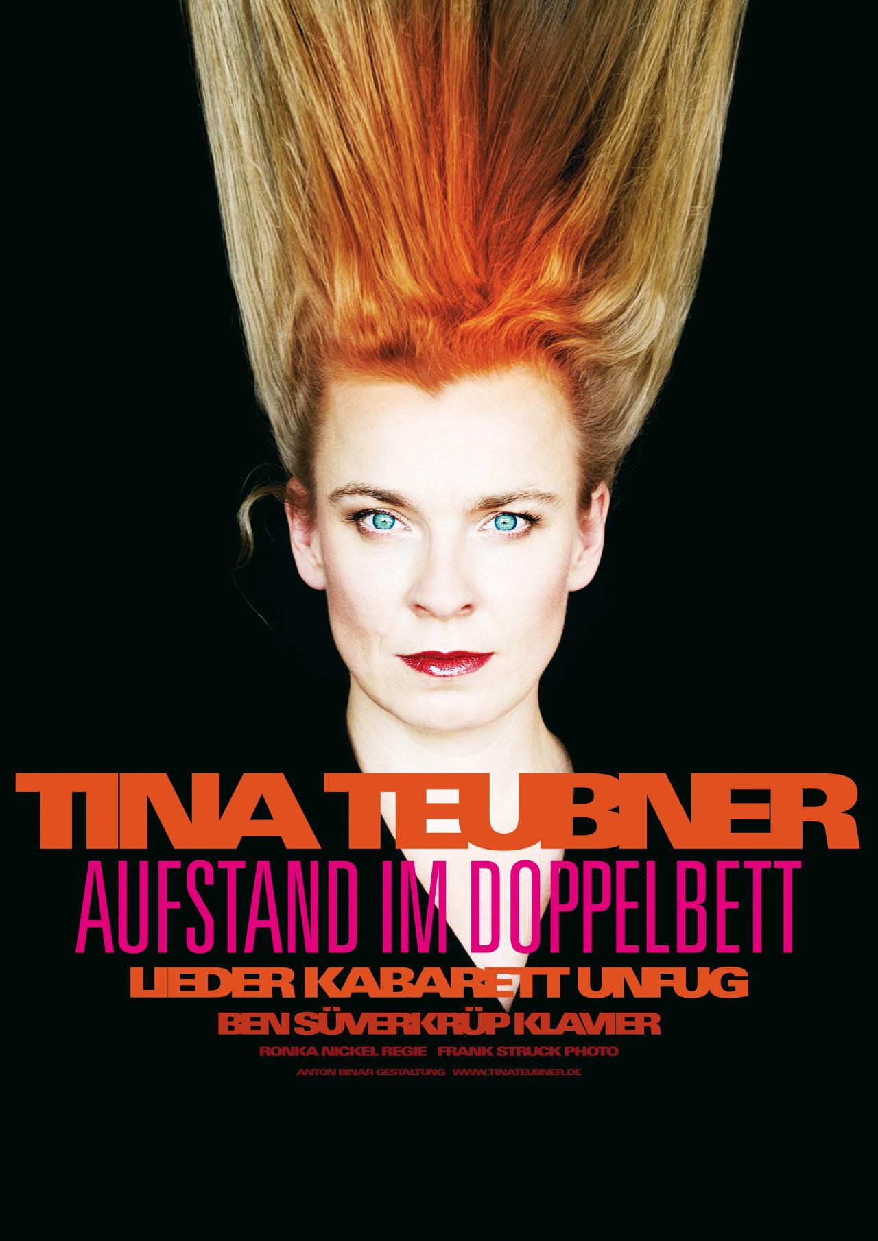 Tina Teubner Aufstand im Doppelbett 2 2014 www